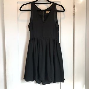 Piko 1988 Black Sleeveless Dress